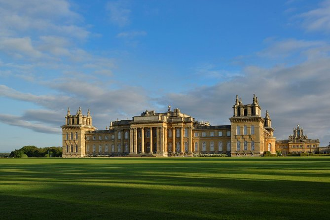 Visit Blenheim Palace, the home of the 12th Duke and Duchess of Marlborough and the birthplace of Sir Winston Churchill, with your admission ticket giving you access to the Palace and its splendid park and gardens. Situated in the Oxfordshire in the Cotswolds, the Palace is nestled in 2,000 acres of Gardens and Parkland.<br><br>Please note: This ticket is Not Valid for an Annual Pass<br>