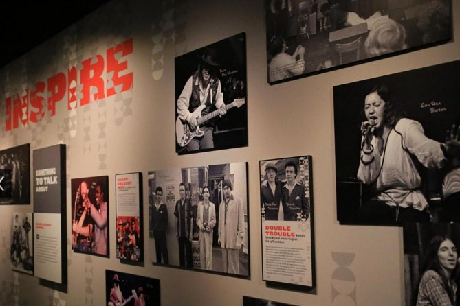 Located in downtown St. Louis, the National Blues Museum includes over 15,000 square feet of highly interactive technology and artifact-driven exhibits. The museum serves as both an entertainment and educational resource focusing on blues music.