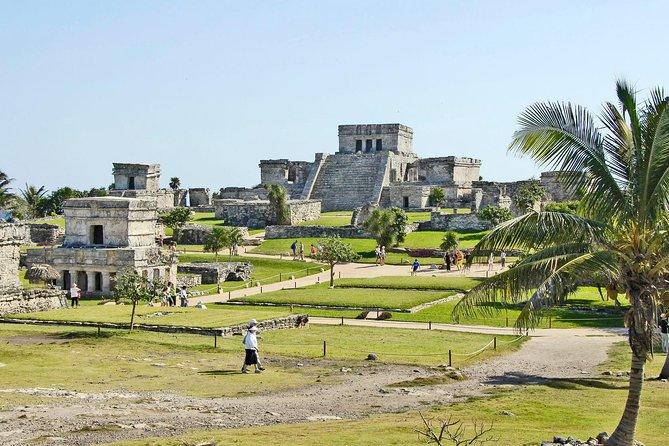 Ruínas Maias de Tulum Evite as filas de entrada, Tulum, MÉXICO