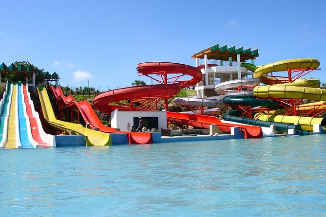 Cool-off from the Coastal sunshine with a fun-filled, adventurous day out at Kenya's largest Waterpark with this all-day slider ticket. There's something for everyone: thrill rides for the adrenaline-junkies, a lazy river for those that want to unwind under the sun, and a Kids Pool with Slides and a Play Station suited specifically for the young ones. This pass offers full access to all our water-based facilities.