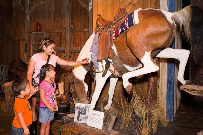 Buckhorn Saloon y Museo Texas Ranger, San Antonio, TX, ESTADOS UNIDOS