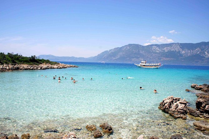 Akyaka Tour with Cleopatra Island From Marmaris, Marmaris, Turkey