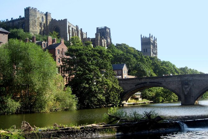 From the Ice Age to the modern day, Durham has a fantastic story to tell. The city has resisted both the Scots and the Normans throughout its history, developed into a regional capital and been shaped by its stunning Romanesque Cathedral in the city centre. On this tour, you'll hear many of the city's amazing stories as you walk its picturesque streets. <br><br>This tour is one of the best ways to see Durham during a visit to the North East of England. <br><br>What 3 Words starting location: ///shed.librarian.when<br><br>Available start times: 10am | 2pm <br>