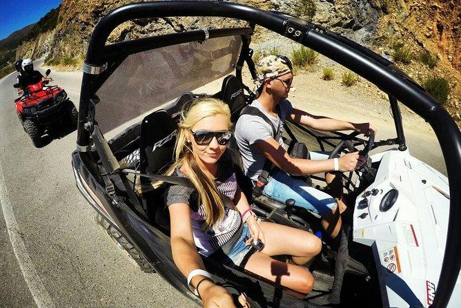 MÁS FOTOS, Polaris Buggy 4-Hour Safari from Rethymno Town