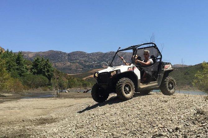 Polaris Buggy 4-Hour Safari from Rethymno Town, La Canea, GRECIA