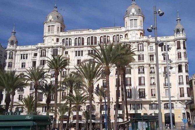 Alicante 4-Hour private Shore Excursion with transport, Alicante, ESPAÑA