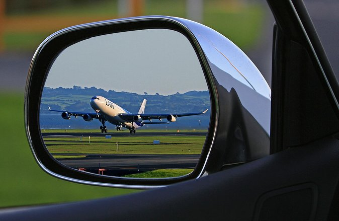 Private Departure Transfer: Central Christchurch to Christchurch Airport, Christchurch, NOVA ZELÂNDIA