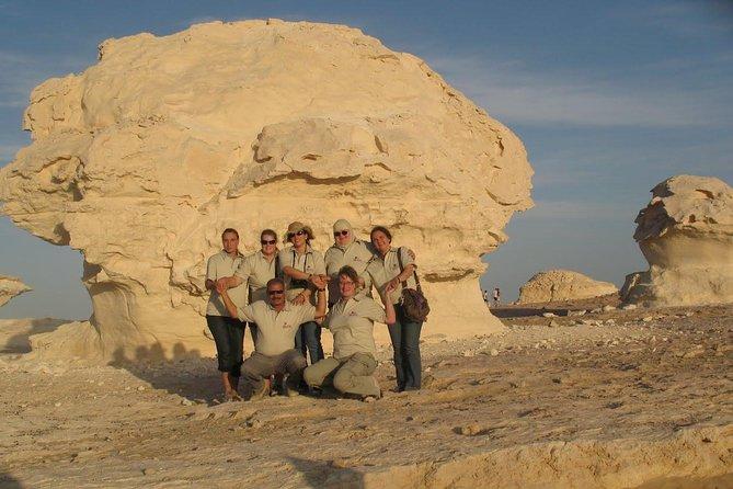 MÁS FOTOS, Overnight White Desert Safari Camping
