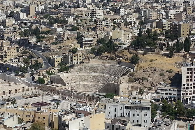 Private City Tour of Amman Including Wine Tasting, Aman, Jordan