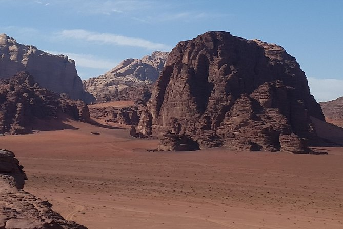 Petra and Wadi Rum: Southern Jordan Private Tour from Amman, Aman, Jordan