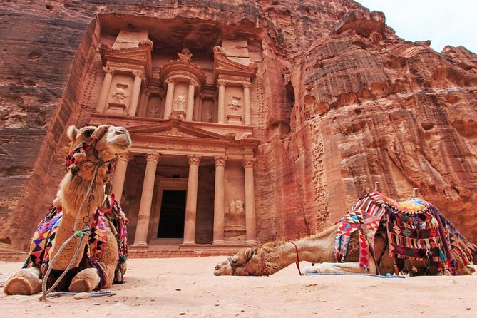 MORE PHOTOS, Petra and Wadi Rum: Southern Jordan Private Tour from Amman