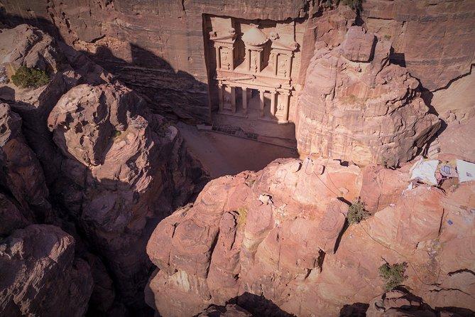 Visita privada guiada a Petra desde Amán o el Mar Muerto, Aman, JORDANIA