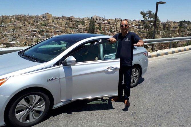 Queen Alia Airport Transfer Service to Amman, Aman, Jordan
