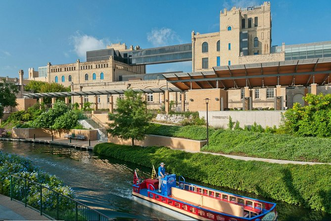 48-Hour San Antonio Hop-on Hop-off Plus Museum of Art Admission, San Antonio, TX, ESTADOS UNIDOS