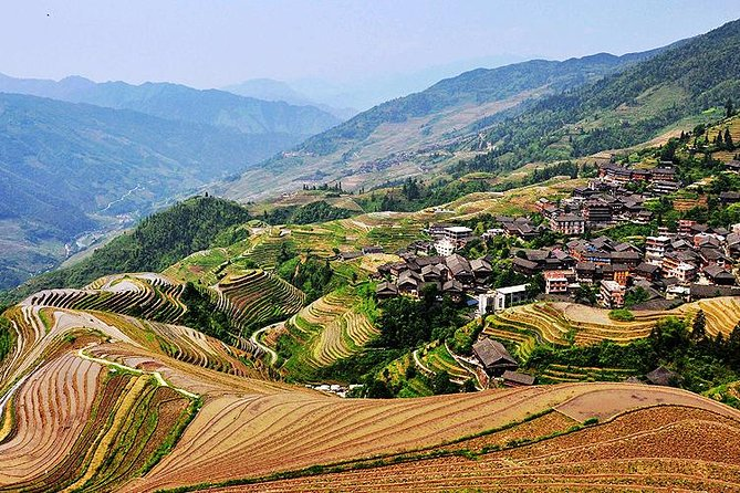 Self-Guided Private Day Tour of Longji Terraces From Guilin, Guilin, CHINA