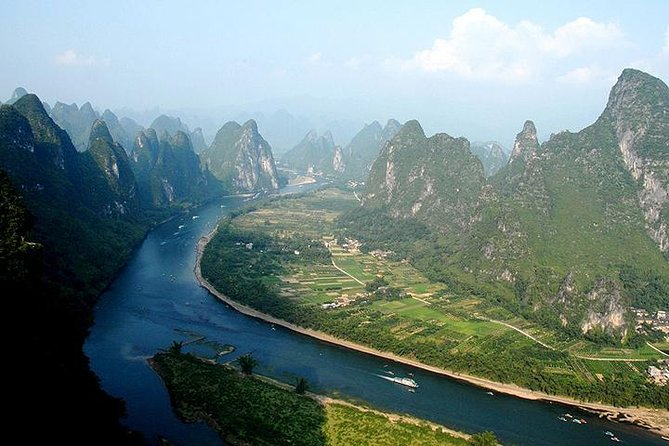 3-Night Best of Guilin Private Tour: Li River Cruise and Yangshuo Countryside, Guilin, CHINA