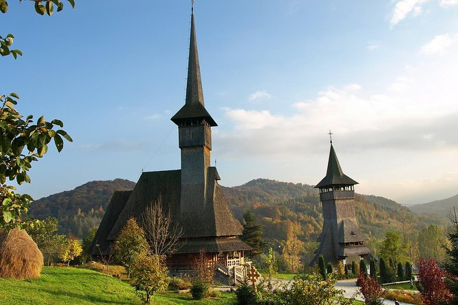 Discover enchanting sites, spectacular landscapes, landmarks and traditions that endured over time in the beautiful regions in Romania, Transylvania and Maramures. This 6-days private tour takes you through the Carpathian Mountains and on to the Transylvanian plain as it shows you legendary castles and Wooden Churches  of Maramures nowadays UNESCO Heritage sites.