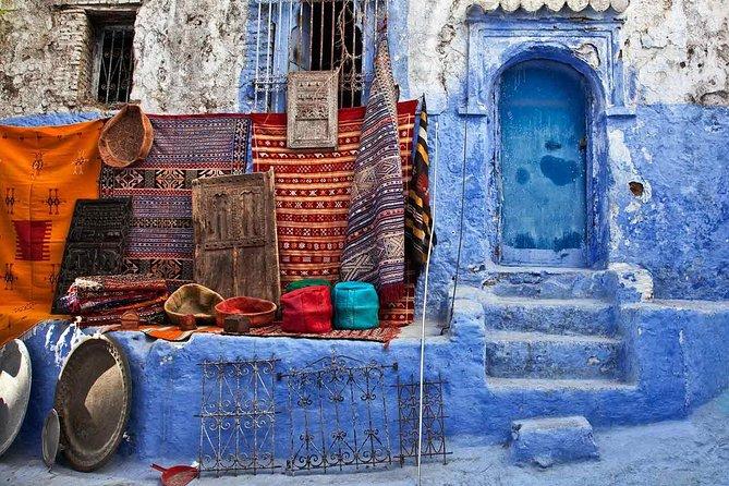Recorrido de día completo privado a Chefchaouen desde Tánger, Tangier, MARRUECOS