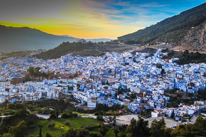 Full Day Trip to Chefchaouen Morocco, Tangier, MARROCOS