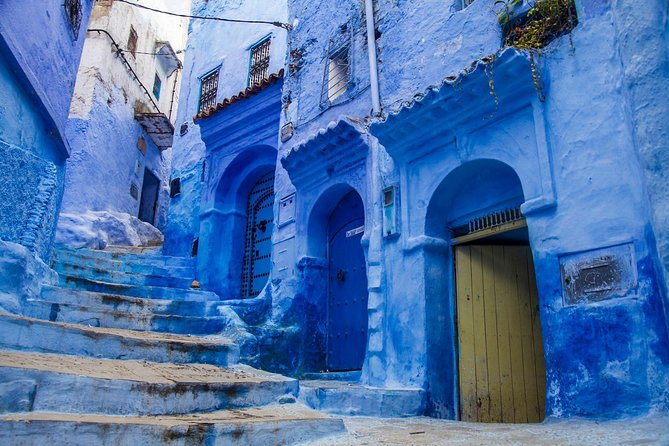Explore the blue city of Chefchaouen and the Legendary town of Tetouane from Tangier in a day trip , and see its well-preserved Arab-Andalusia art and traditions. Chaouen, or Chefchaouen as in Berber language, is one of the most beautiful towns of the Rif mountains. It is the last rampart before the Mediterranean and the Iberian Peninsula.