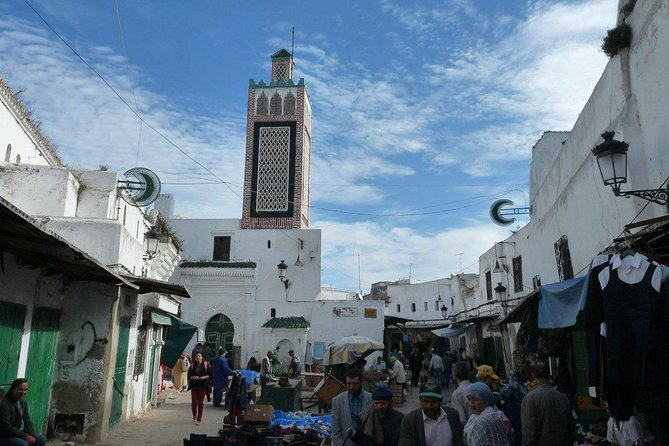 Excursion to Chefchaouen and Tetouan from Tangier, Tangier, MARROCOS