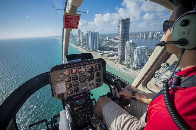 The Golden Beaches Helicopter Tour, Miami, FL, ESTADOS UNIDOS
