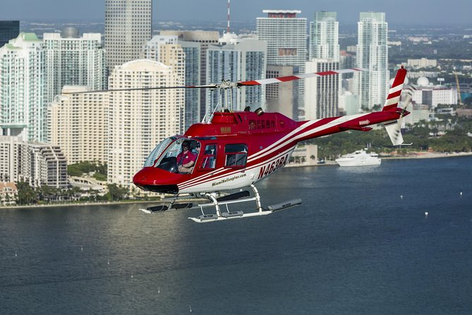 The Grand Miami Helicopter Tour, Miami, FL, ESTADOS UNIDOS