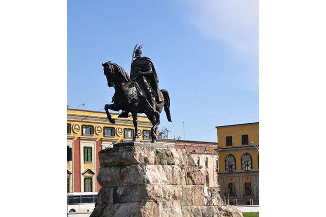 Highlights of Tirana 3-Hour Guided Walking Tour, Tirana, Albânia