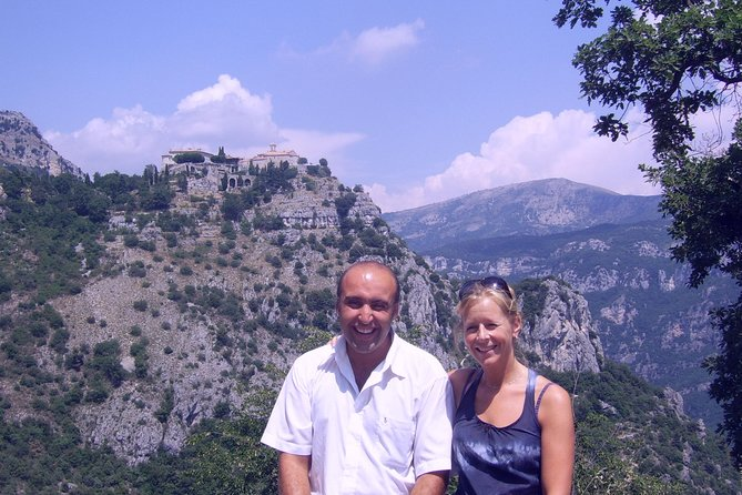 Antibes, St. Paul-de-Vence, St. Jeannet, and Gourdon Private Tour from Cannes, Cannes, FRANCIA