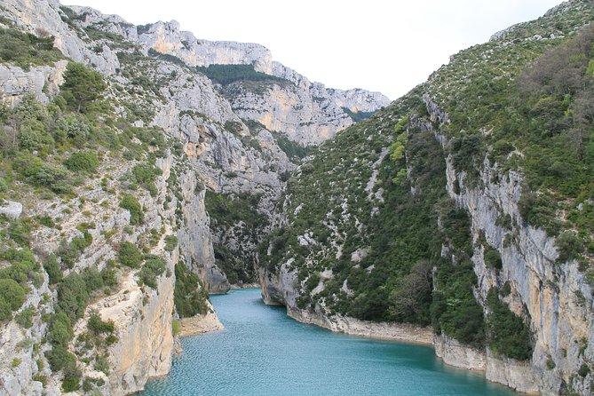 Recorrido privado de día completo en Gargantas del Verdon (Gorges du Verdon), Niza, FRANCIA
