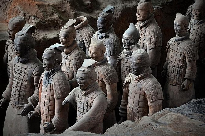 2-Day Classic Xi'an Tour Combo Package: Terracotta Warriors and Downtown Sightseeing, Sian, CHINA