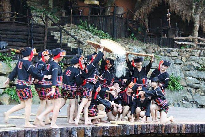 Half Day Tour to Li and Miao Minority Culture Park, Sanya, CHINA