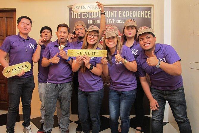 The Escape Hunt Experience Manila, Manila, FILIPINAS