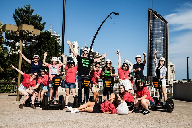 Brisbane Segway Sightseeing Tour, Brisbane, AUSTRALIA