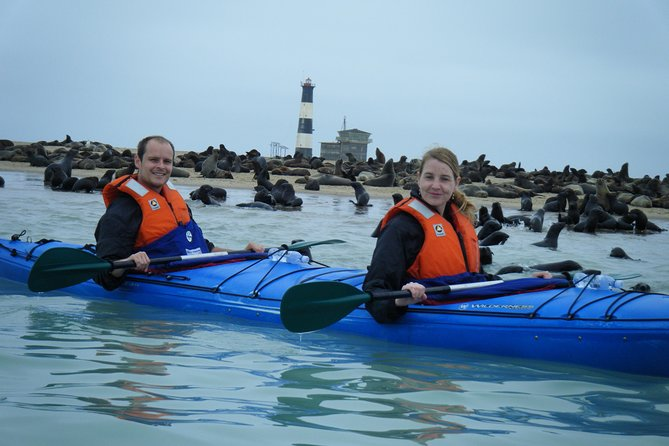 Pelican Point Kayaking Half-Day Tour, Walvis Bay, Namíbia