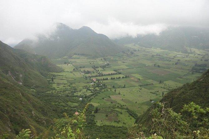 Private Mitad del Mundo Tour & 3 Hour Horseback Ride in Pululahua Crater, Quito, ECUADOR