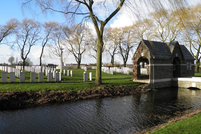 Australian Battlefields Private Tour in Flanders from Brussels, Gante, BELGICA