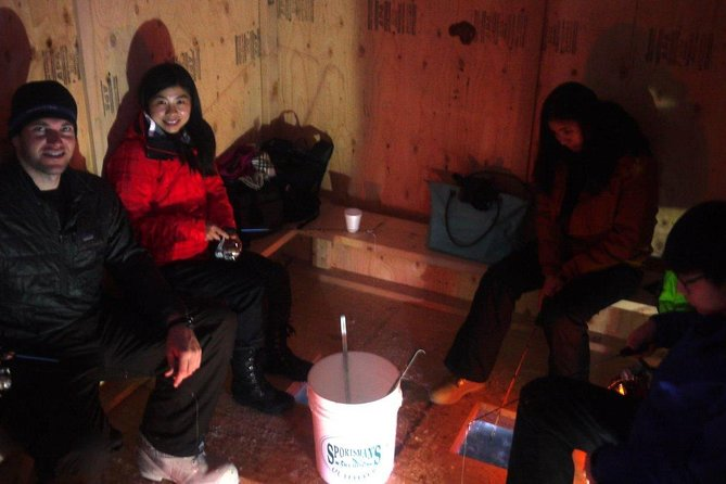 Ice Fishing Day Tour, Fairbanks, AK, ESTADOS UNIDOS