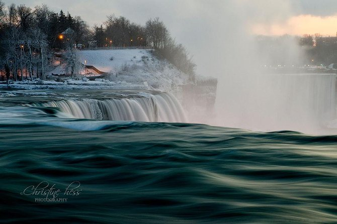 Niagara Falls Full-Day Tour from Mississauga, Toronto, CANADA