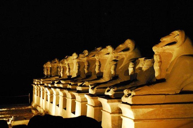 MÁS FOTOS, Luxor - Karnak Sound and Light At Night