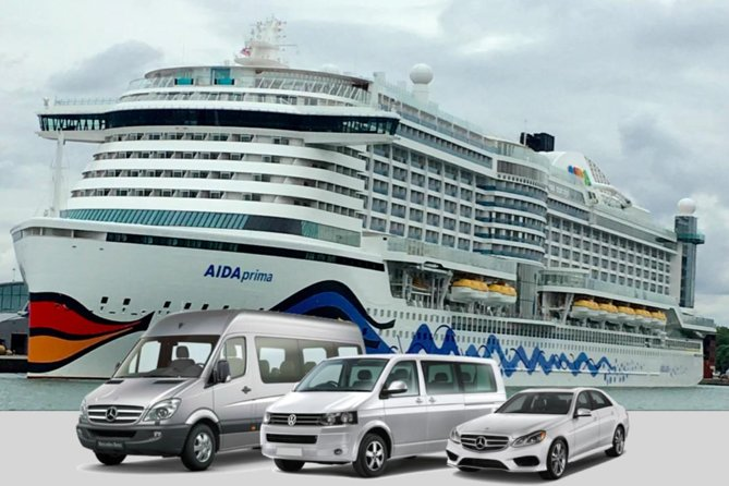 Southampton Cruise Terminals to London Private Arrival Transfer, Southampton, ENGLAND