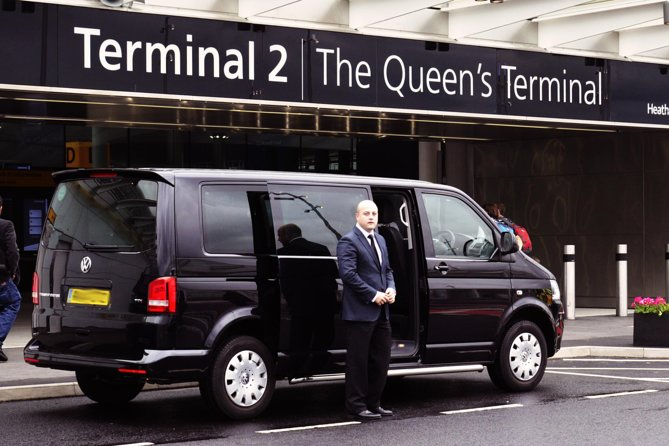 Heathrow Airport to Southampton Port or Hotel Private Airport Arrival Transfer, Londres, United Kingdom