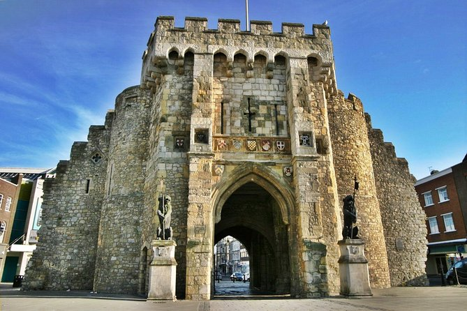 Southampton Private Vehicle Service with Driver for a Half Day or Full Day, Southampton, ENGLAND