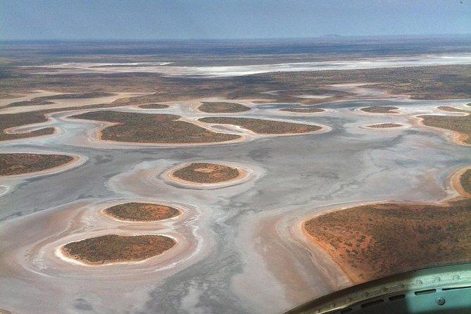 Uluru, Kata Tjuta and Lake Amadeus Helicopter Tour, Ayers Rock, AUSTRALIA
