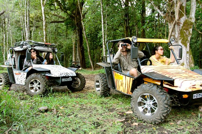 Haunted Valley Waterfall ATV and Bike Tour, Seminyak, Indonesia
