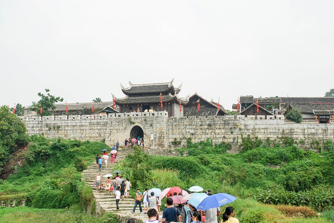 Private Guiyang City Tour: Qingyan Ancient Town, Huaxi Park and Jiaxiu Pavillion, Guiyang, CHINA