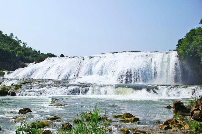 2 Days Zhijindong Cave & Huangguoshu Waterfall Tour from Guiyang, ,