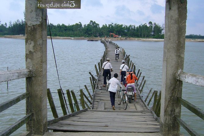 Recorrido en bicicleta por la tarde por la campiña desde Hoi An, Hoi An, VIETNAM