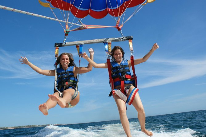 MAIS FOTOS, Parasailing from Vilamoura