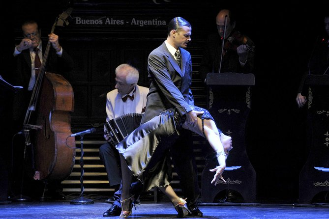 Private History of Tango Customizable Tour in Buenos Aires, Buenos Aires, ARGENTINA
